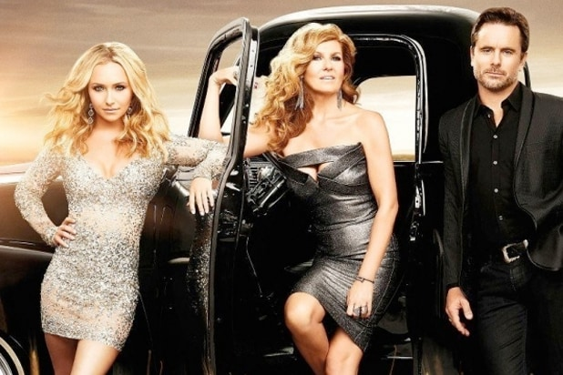 'Nashville' coming to CMT and Hulu