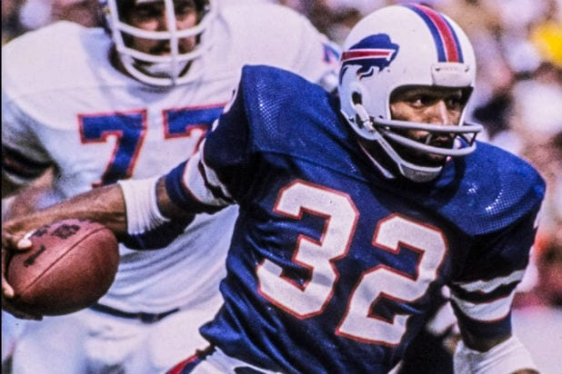 oj simpson buffalo bills