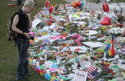 orlando mass shooting memorial