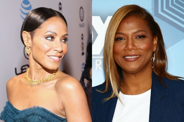 Jada Pinkett Smith Queen Latifah