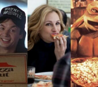 pizza in movies