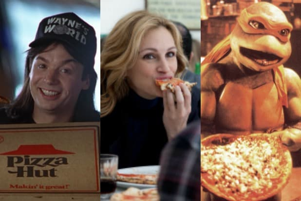 17 Classic Pizza Scenes in Movies, From'Do the Right Thing' into'Deadpool' (Videos) thumbnail