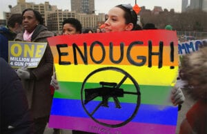gays guns gun control post orlando