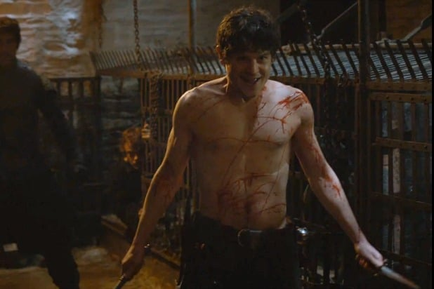 ramsay bloody game of thrones