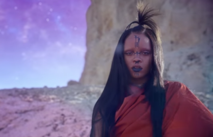 rihanna star trek sledgehammer