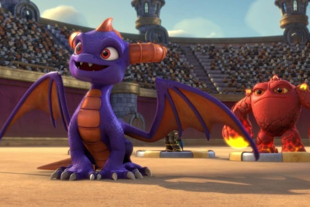 Netflix Lands Video Game Based Show Skylanders Academy