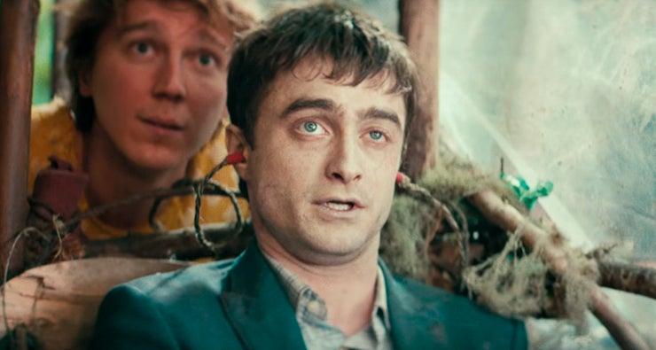 Swiss Army Man Paul Dano Daniel Radcliffe