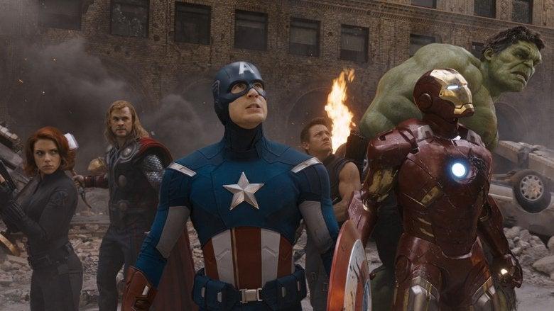 the avengers 2012 still