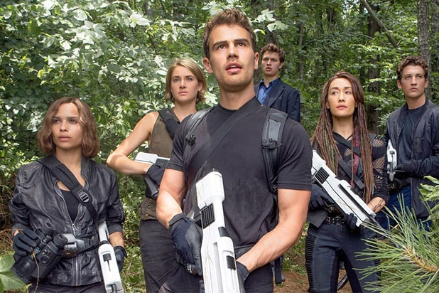 theo james in Allegiant
