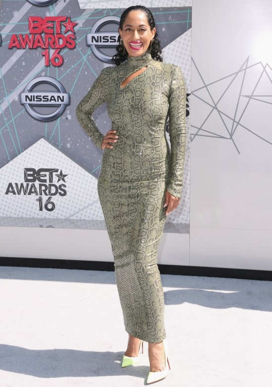 tracee ellis ross 2016 bet awards
