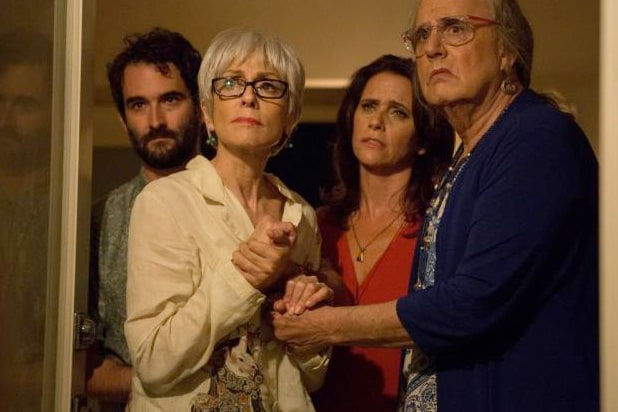 Jeffrey Tambor Speaks Out About 'Transparent' Firing: