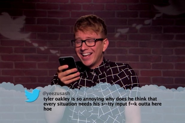 Tyler Oakley
