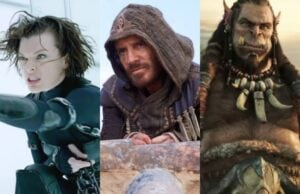 video game movies ranked worst to best assassin's creed warcraft resident evil