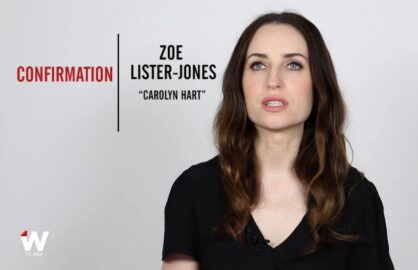 zoe lister jones confirmation emmy quickie video