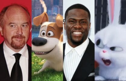 13 Voices for Secret Life of Pets
