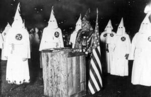 1924 democrat convention KKK trump