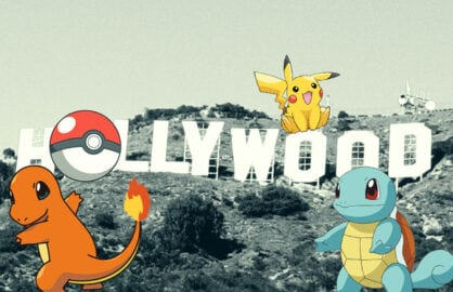 Pokemon Go Movie Rights
