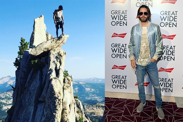 520 x 390 - Jared Leto Mountain Climbing Great Wide Open Budweiser copy