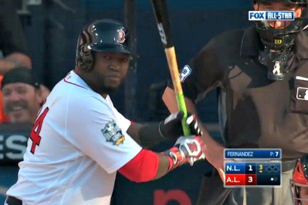 mlb baseball all-star game