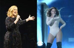 Adele Beyonce MTV VMA