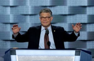 Al Franken Democratic National Convention: Day One