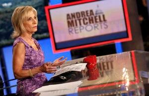 Andrea Mitchell Reports MSNBC