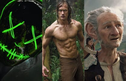 Purge, Tarzan, BFG Thursday Previews
