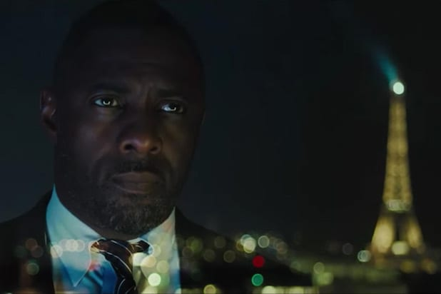"""Bastille Day"" Idris Elba"