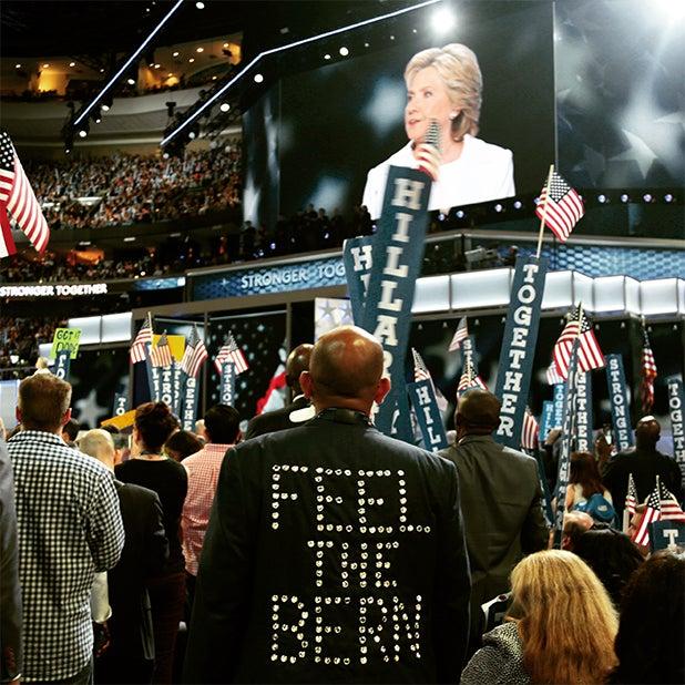 Democratic National Convention Bern