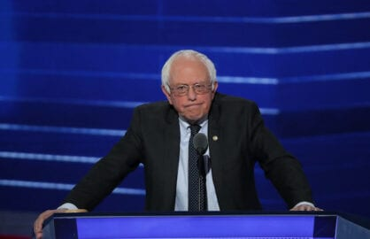 Bernie Sanders Democratic National Convention: Day One