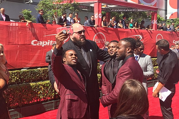 Big Show and New Day ESPYs
