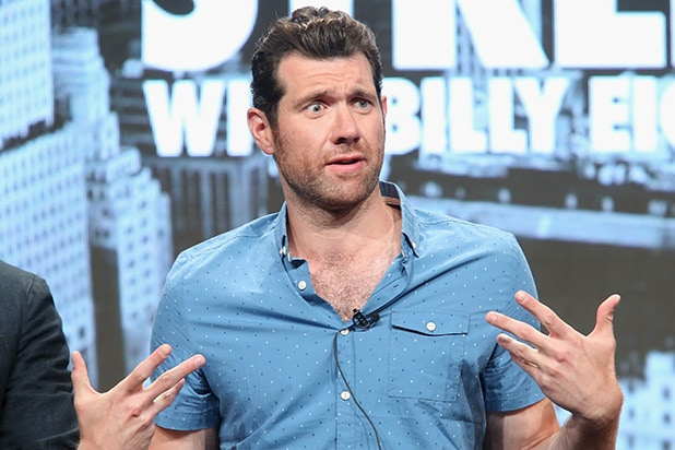 Billy Eichner Rips Jimmy Fallon for 'Fluffing a Nazi Sympathizer's Hair'