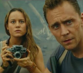 Brie Larson Tom Hiddleston Kong Skull Island