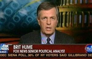 Brit Hume Fox News