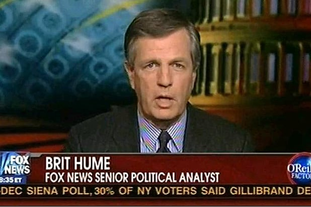 Brit Hume Fox News