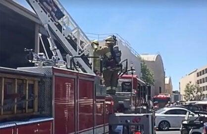 CBS fire