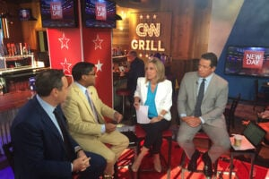 CNN Grill RNC