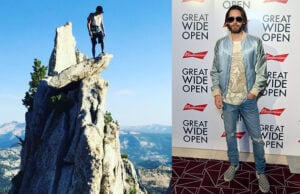 "Jared Leto and Budweiser teamed up on an extreme rock climbing documentary series ""Great Wide Open"". Inside the world premiere on Tuesday, July 19, 2016 in West Hollywood, CA."