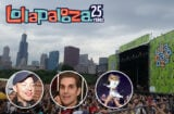 COVER - Lollapalooza 2016 4 Day Festival Diplo Perry Farrell Ellie Goulding
