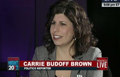 Carrie Budoff Brown