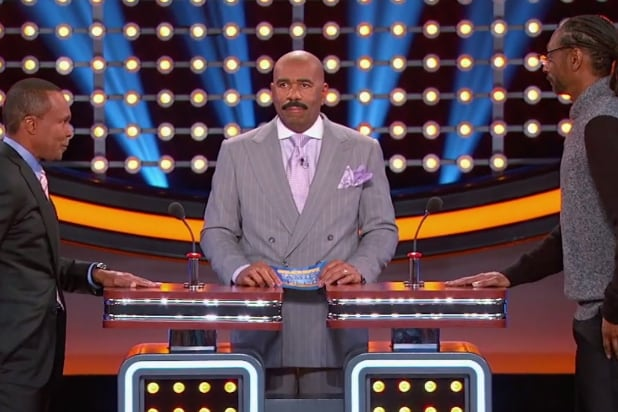 Celebrity Family Feud | TV Guide