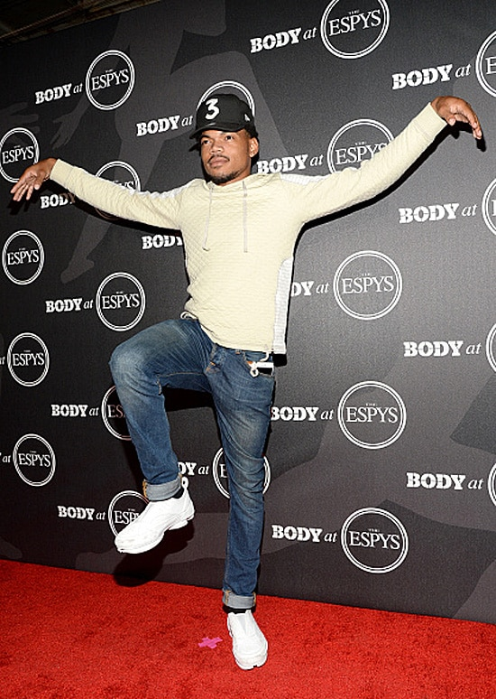 Chance the Rapper Body Issue