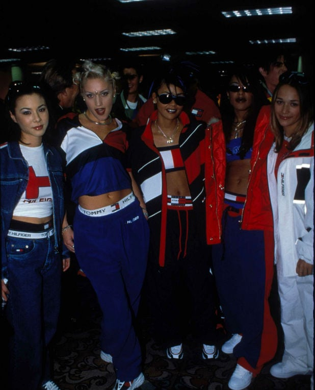 China Chow Gwen Stefani Kidada Jones Aaliyah Rashida Jones