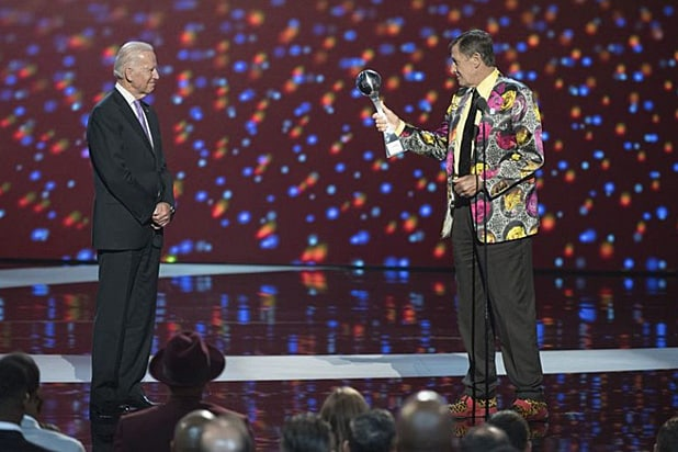 Craig Sager and Joe Biden ESPYs