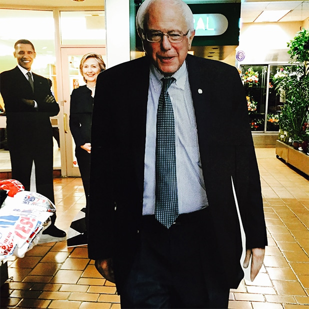 Democratic National Convention Bernie Sanders
