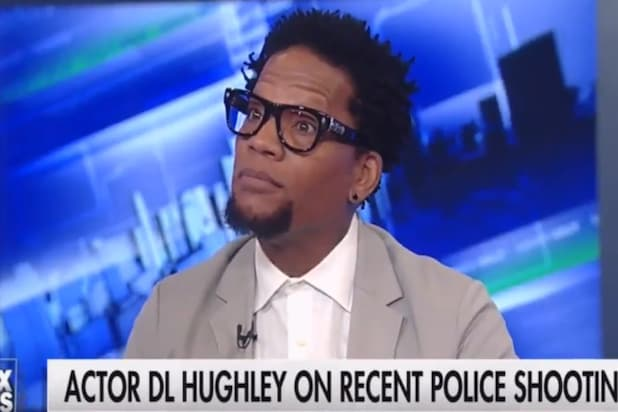 DL Hughley to Megyn Kelly