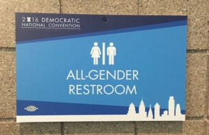 DNC bathroom