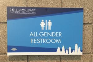 DNC bathroom