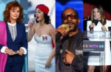 Susan Sarandon, Katy Perry, Snoop Dogg, Eva Longoria DNC