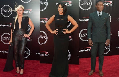 ESPYs Red Carpet